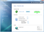 VirusKeeper 2011 Pro small screenshot