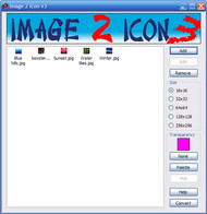 free Image 2 Icon Converter small screenshot