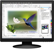 CorelDRAW Graphics Suite X3 small screenshot