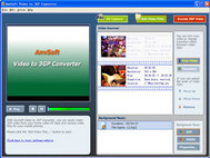 AnvSoft Mobile Video Converter small screenshot