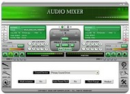 Free Audio Mixer small screenshot
