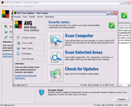 AVG Free Edition small screenshot