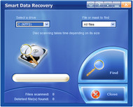 Smart Data Recovery Mobile small screenshot