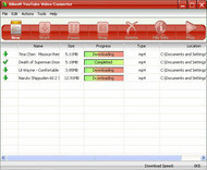 Xilisoft YouTube Video Converter small screenshot