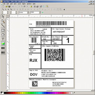 LabelFlow Avery Label Software small screenshot