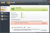 avast! Free Antivirus 5.0 small screenshot