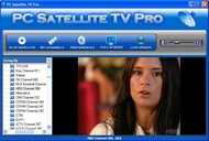 PC Satellite TV Pro small screenshot