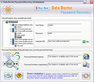 AOL Email Password Recovery Software small screenshot