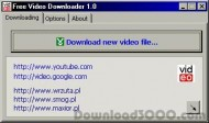 Free Video Downloader small screenshot