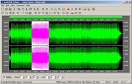 AudioEdit Deluxe small screenshot