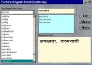 English To Hindi Dictionary small screenshot