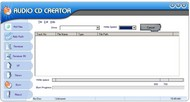 Free Audio CD Creator small screenshot