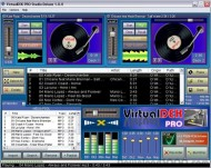 Virtual Deck DJ Mixing Suite small screenshot