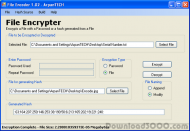 File Encrypter small screenshot