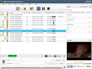 Xilisoft 3GP Video Converter small screenshot