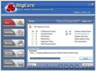 REGCURE Pro small screenshot