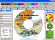 AudioLabel CD/DVD Labeler small screenshot