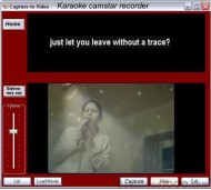 karaoke camstar recorder small screenshot
