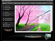 Frame Photo Editor small screenshot