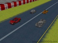 Street Car Racing 3D small screenshot