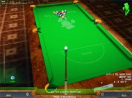 Free Billiards 2008 small screenshot