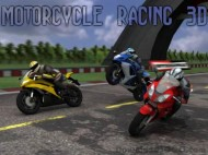 Motorcycle Racing 3D small screenshot