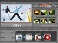 Movavi Video Editor small screenshot