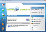 Ashampoo Internet Accelerator 3 small screenshot