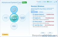 Advanced SystemCare Free small screenshot