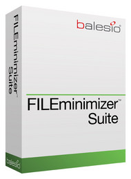 FILEminimizer Suite small screenshot