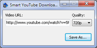 Smart YouTube Downloader small screenshot