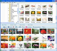 Photo to Video Converter Free Version small screenshot