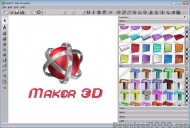 Maker3D small screenshot