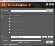 SnowFox YouTube Downloader HD small screenshot