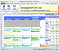 WinCalendar small screenshot
