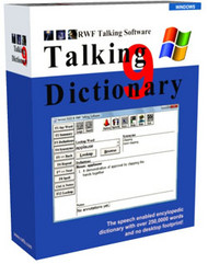 Talking Dictionary small screenshot