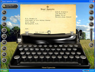 Visual Typewriter small screenshot