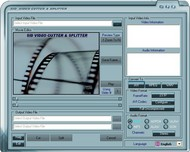 Free Video Cutter and Splitter Indepth small screenshot