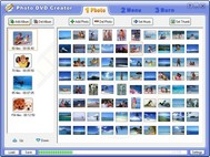 Photo DVD Creator small screenshot