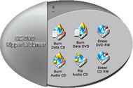 Free DVD Ripper and Burner small screenshot