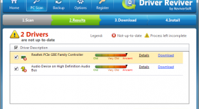 Driver Reviver 3.1