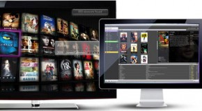 Moovida Media Center: Free Media Player