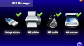 USB Manager: Free Security Software