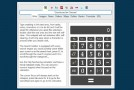 Add A Calculator And Notepad in Chrome With Dashboard For Chrome
