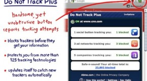 Protect Your Privacy With Do Not Track Plus
