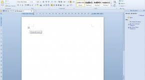 Kingsoft Writer 2012: Free MS Word Alternative