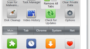 Click&Clean for Chrome: Free Google Chrome Extension