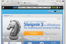 Sleipnir: A Better Full Screen Browsing Experience