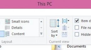 How to Access Folder Options in Windows 8/8.1?