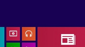 Only Single-Word Account Name Is Displayed in Windows 8/8.1 Start Screen